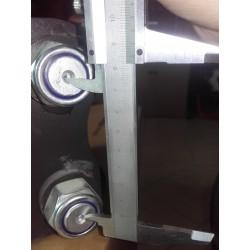 Izkopalna žlica - kibla 400 mm za Bager RHINOCEROS - NTS 1.0 in 1.3