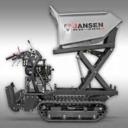 Gosenični prekucnik Jansen RD-300pro
