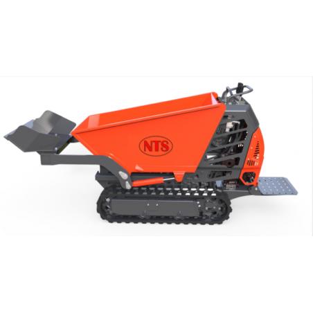 Mini dumper - prekucnik NTS T50FL