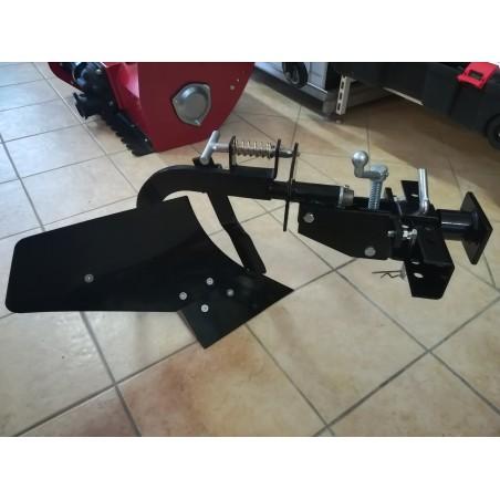 Priključek Oralni enosmerni plug za Motokultivator NTS MF400