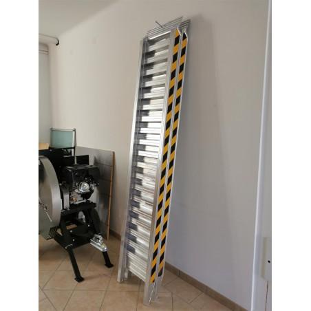 Nakladalne rampe NTS 3T/2500 z robom
