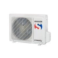 Klimatska naprava Sinclair FOCUS PLUS ASH-13BIF2