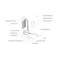 Ladijska klimatska naprava Sinclair BOAT ASB-09A 2,1 kW