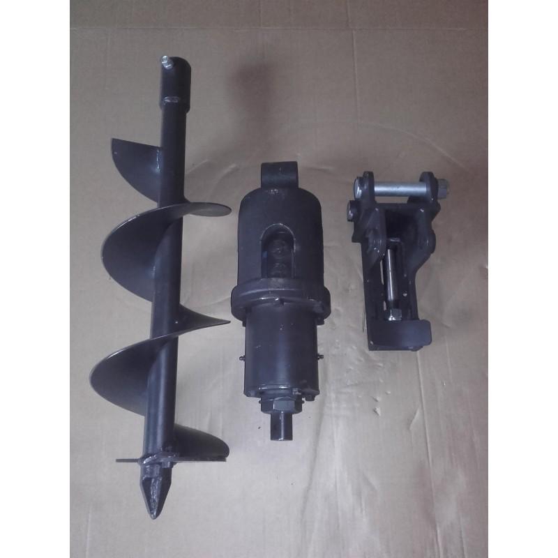 Sveder s pogonom fi 200 za Bager RHINOCEROS - NTS 1.0 in 1.3