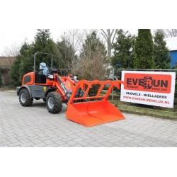 Nakladalec  Everun ER08 brez kabine z varnostnim lokom