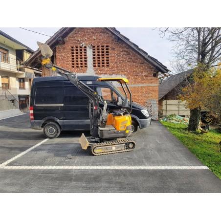 Mini Bager goseničar RHINOCEROS - NTS 1.6